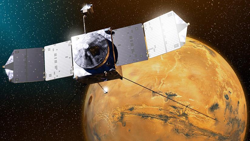 VIDEO: La NASA prepara un paracaídas supersónico para sus misiones a Marte