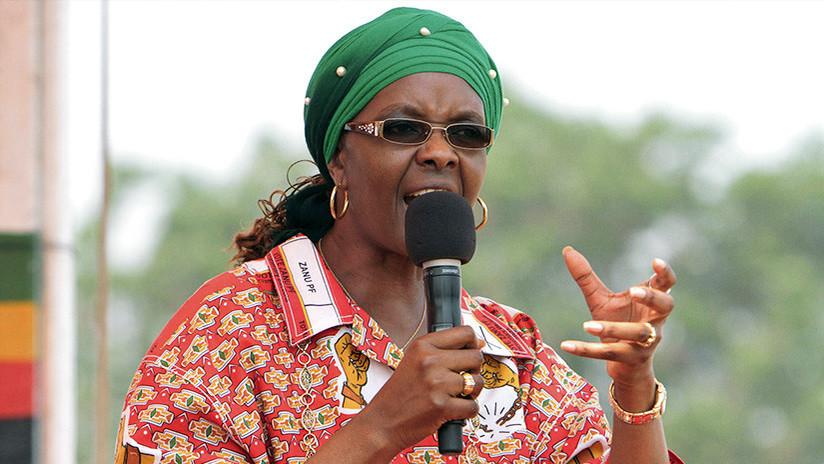 Las sombras de Grace: ¿La mujer clave de la crisis en Zimbabue?