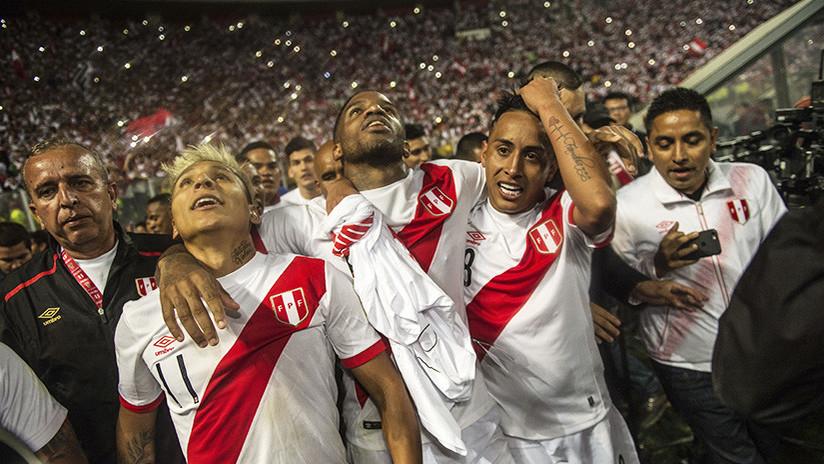 MEMES: Las redes festejan la clasificación de Perú al Mundial de Rusia