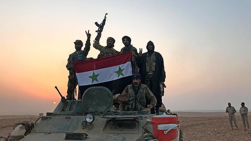 """Moscú: """"Parece que EE.UU. quiere quedarse con una parte del territorio de Siria"""""""