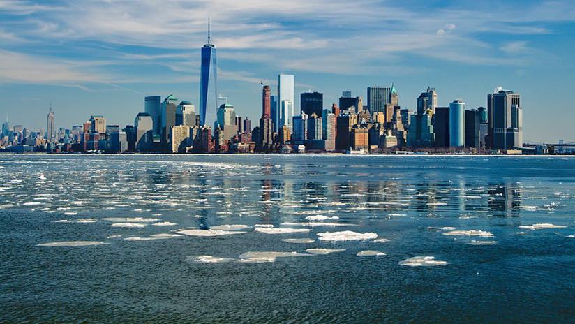 Mapamundi de la subida del mar: Así afectará el calentamiento global a las ciudades costeras