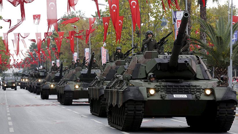 The Times propone a la OTAN sus recetas de lucha contra los desafíos de Putin y Erdogan