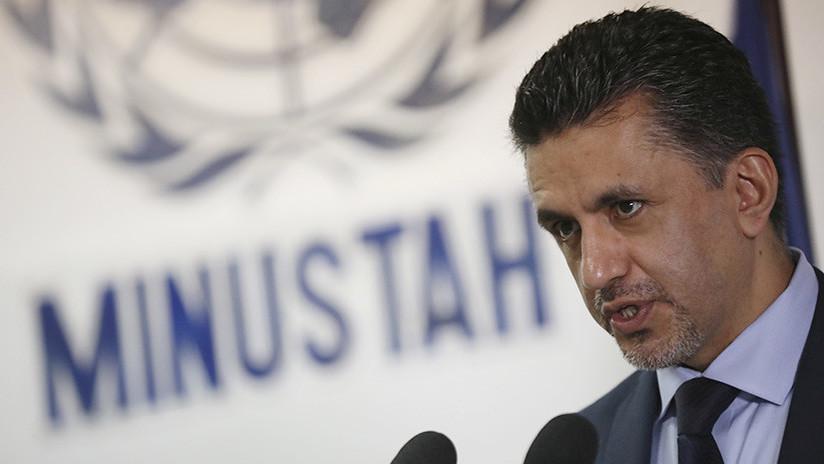 "Bolivia: ""La ONU da mala imagen al mundo entero al no ponerse de acuerdo respecto a Siria"""