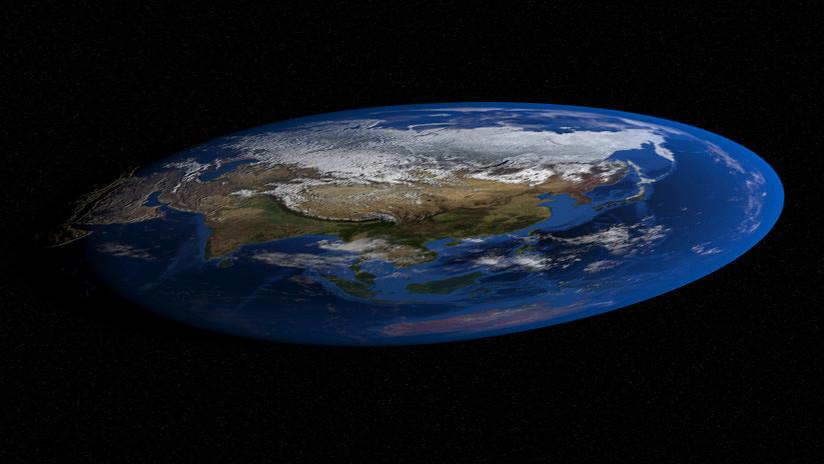 ¿La Tierra es plana? Esta gente todavía sigue convencida