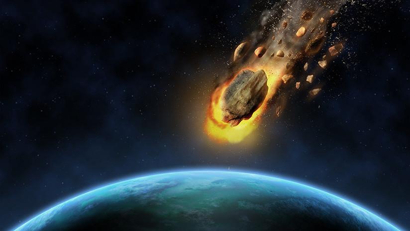 VIDEO: Astrónomos rusos muestran cómo un asteroide se acerca a la Tierra