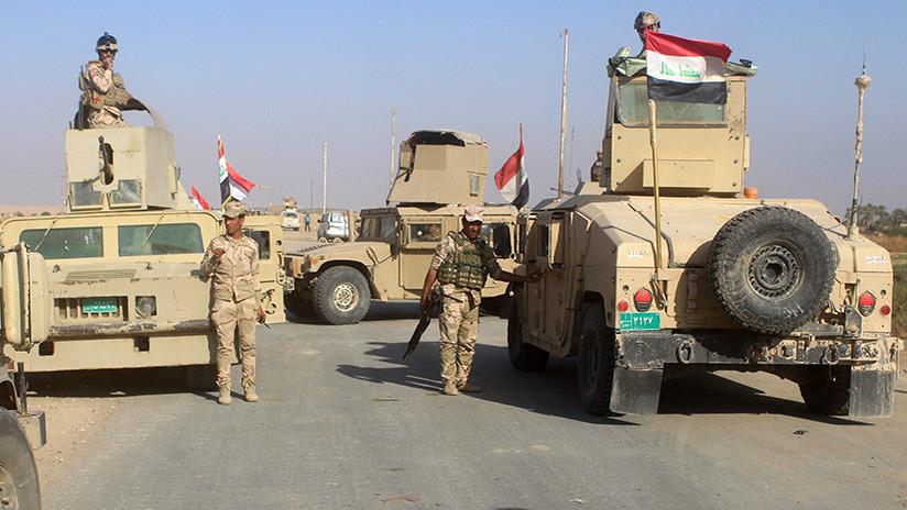 Irak emprende la liberación de la última localidad del país ocupada por el Estado Islámico
