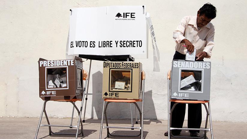 """""""EE.UU. está detrás de las especulaciones sobre la injerencia rusa en las elecciones mexicanas"""""""