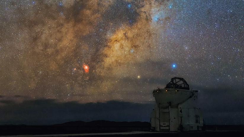 Registrada la más poderosa explosión de una estrella en la historia