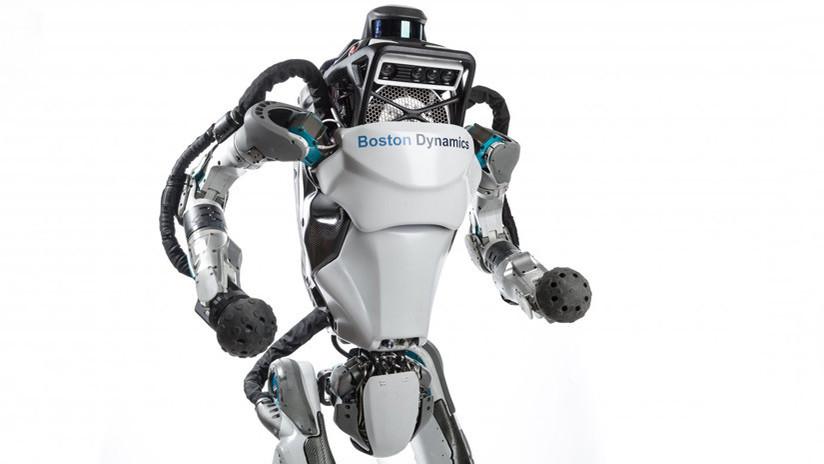¿Se acerca el fin de la humanidad?  Un robot ya aprendió a dar un salto mortal hacia atrás (VIDEO)