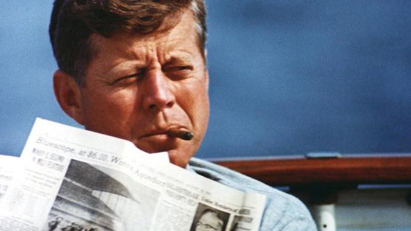 EE.UU. publica 10.744 documentos clasificados sobre el asesinato de Kennedy