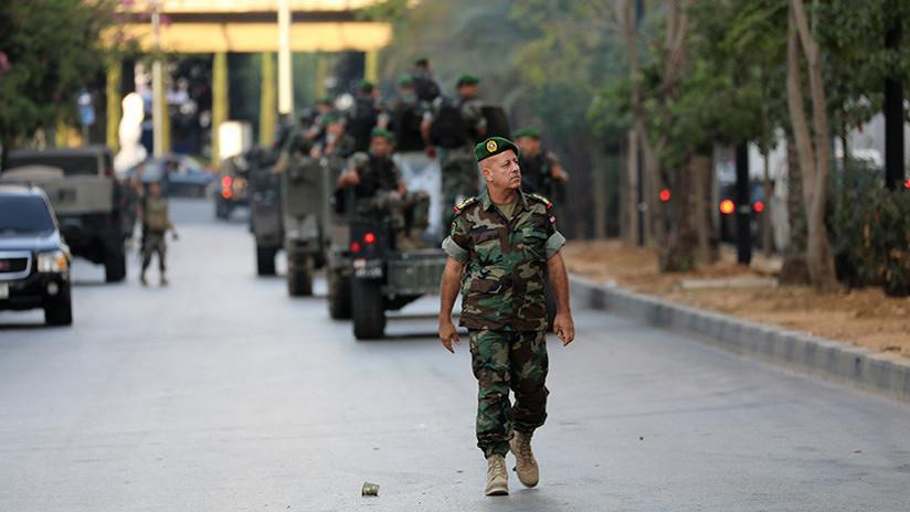 """""""Hay una campaña de intimidación contra el Líbano por un proyecto de gas con Rusia"""""""
