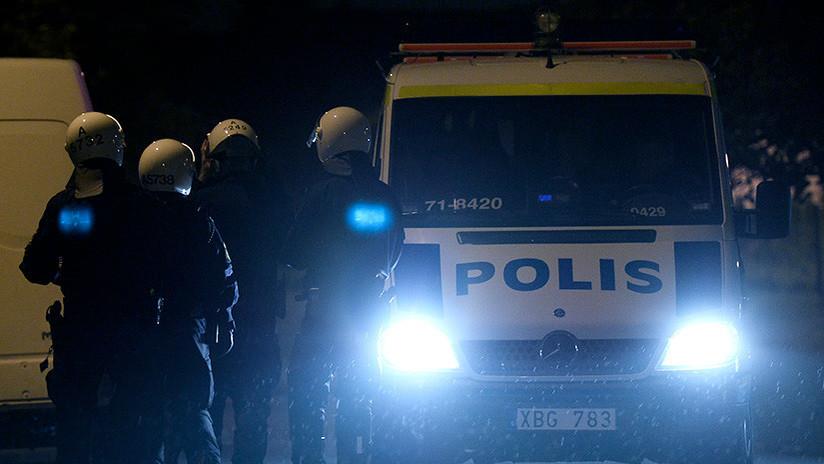 Se produce un tiroteo en el centro de Estocolmo