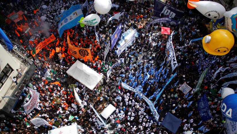 Reforma laboral en Argentina: el movimiento obrero, entre el acuerdo y la resistencia