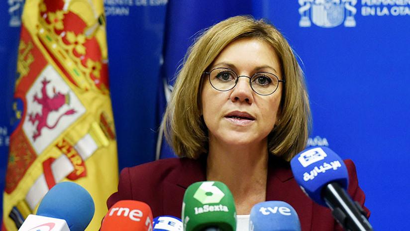 Puigdemont, ¿un espía?: Bromistas rusos se burlan de la ministra de Defensa española