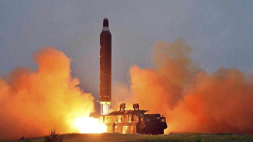 Nueva estrategia: EE.UU. planea hacer frente a misiles de Pionyang con armas cibernéticas y drones