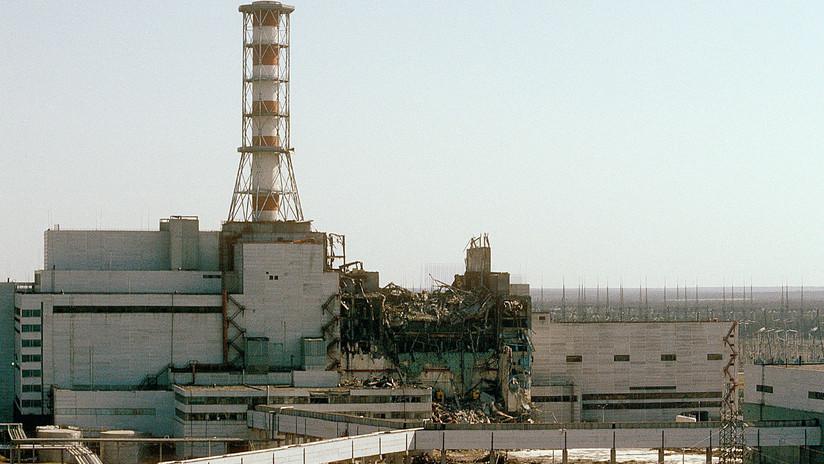 Describen qué pasó en los primeros segundos de la catástrofe de Chernóbil