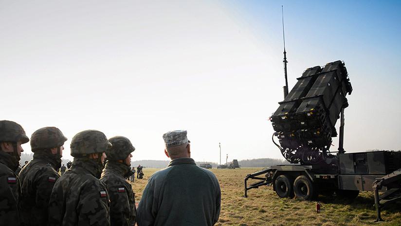 EE.UU. autoriza la venta a Polonia de sistemas Patriot de defensa antiaérea