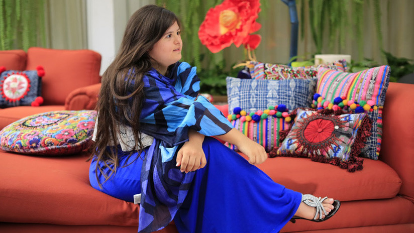 Una joven guatemalteca con síndrome de Down vence los prejuicios y crea su marca de ropa
