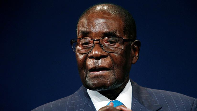 Renuncia presidente de Zimbabwe aún por confirmar