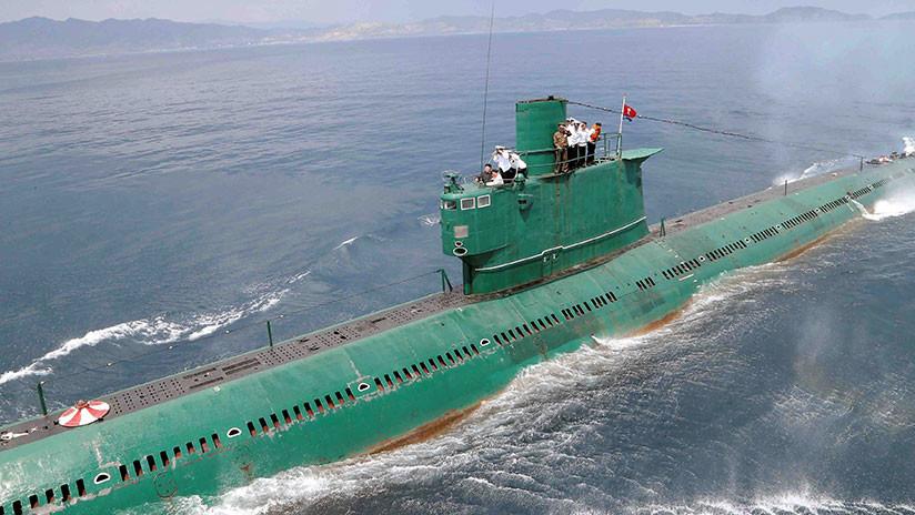 Así es la Marina de Guerra de Corea del Norte comparada con la de EE.UU.