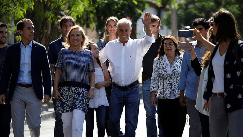 VIDEOS: El irrespetuoso trato de Sebastián Piñera a su mujer que comenta todo Twitter