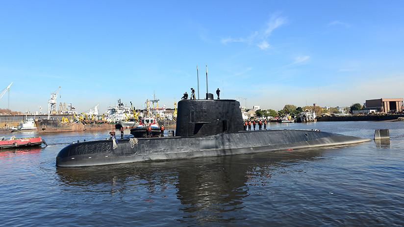 Drones submarinos estadounidenses se involucran en la búsqueda del submarino argentino
