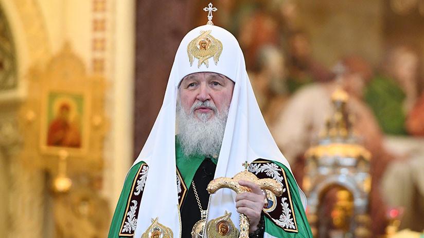 """El cabeza de la Iglesia rusa advierte del """"abismo del fin de la historia"""""""