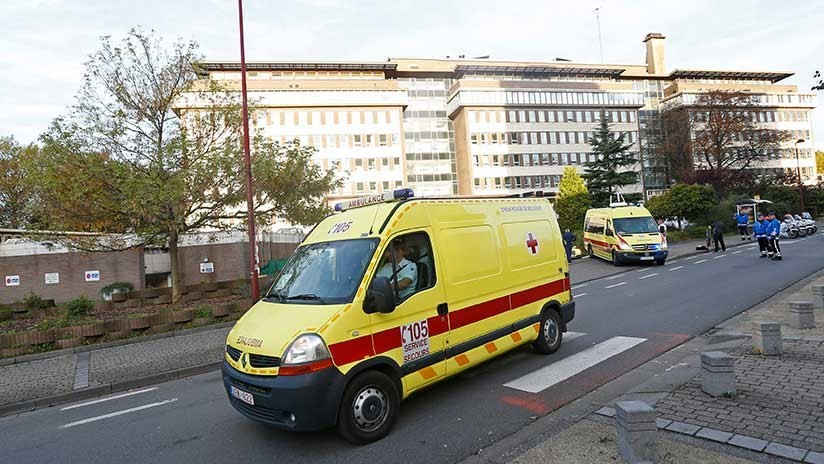 Un muerto y varios heridos en una explosión en una planta de acero en Bélgica (VIDEO)