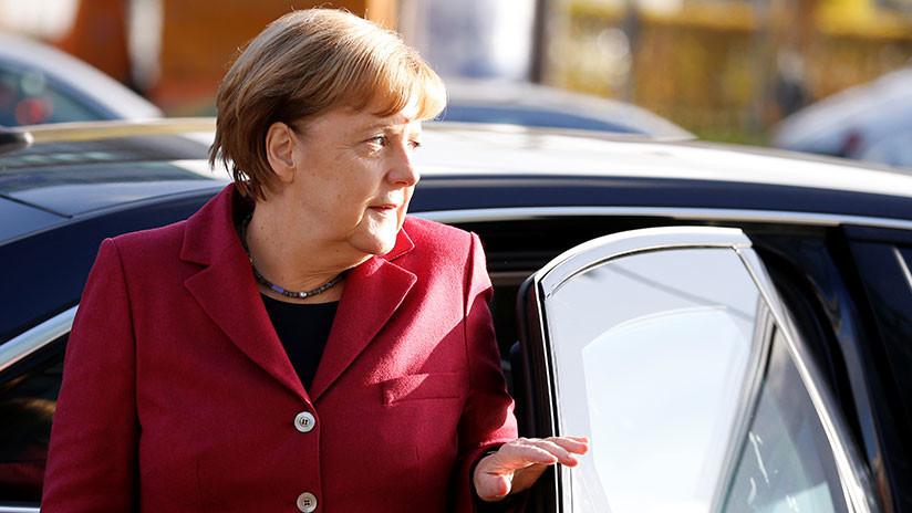 """""""La salvadora de Alemania"""": Merkel prefiere nuevas elecciones a un Gobierno minoritario"""
