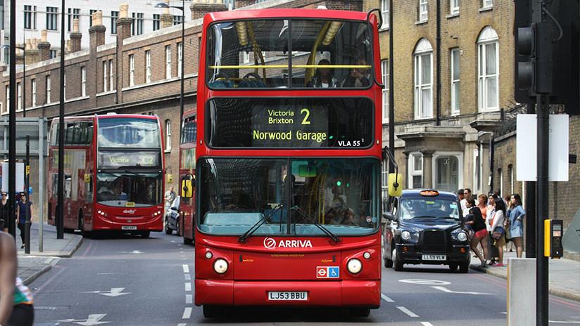 Los autobuses de Londres empiezan a cambiar el diésel por el café