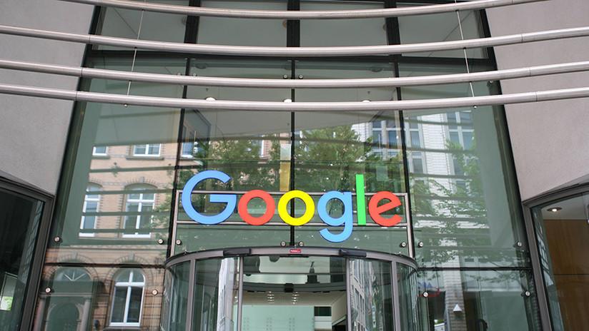 Google diseñará algoritmos especiales para ocultar las noticias de RT