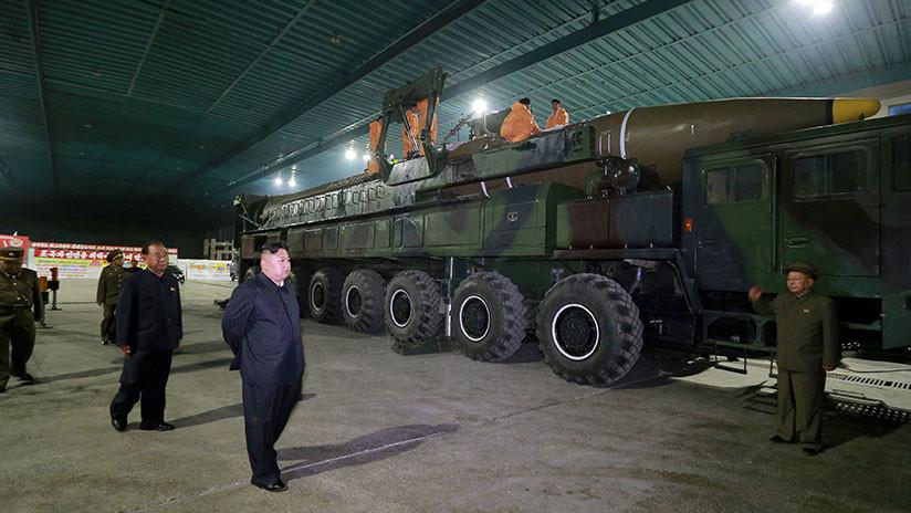 """""""Designar a Pionyang como patrocinador del terrorismo allana el camino para una acción militar"""""""