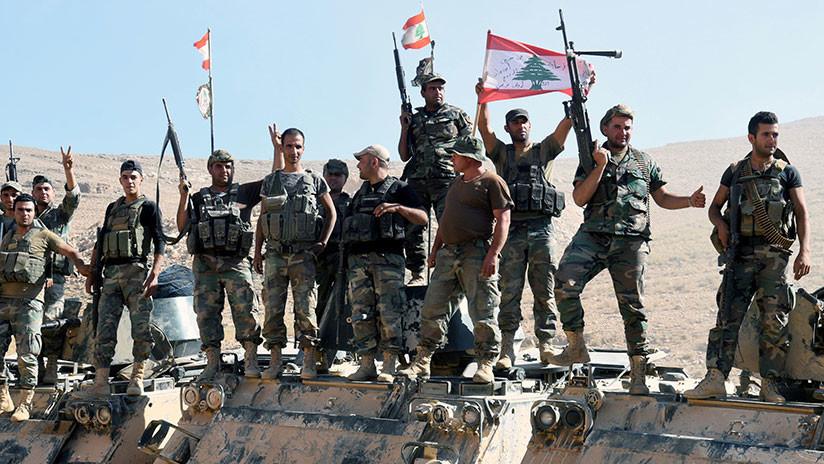"""Líbano ordena """"plena disposición"""" de su Ejército para enfrentar al """"enemigo israelí"""" en la frontera"""