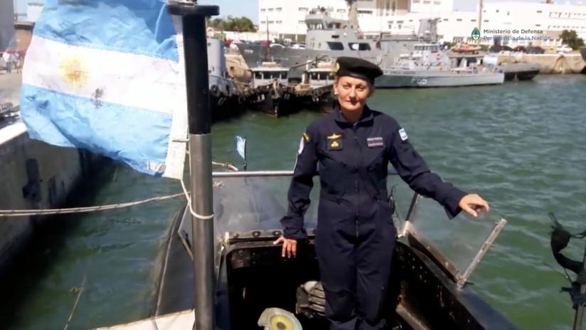 Mujer submarinista a bordo del sumergible desaparecido advirtió a su familia de problemas mecánicos