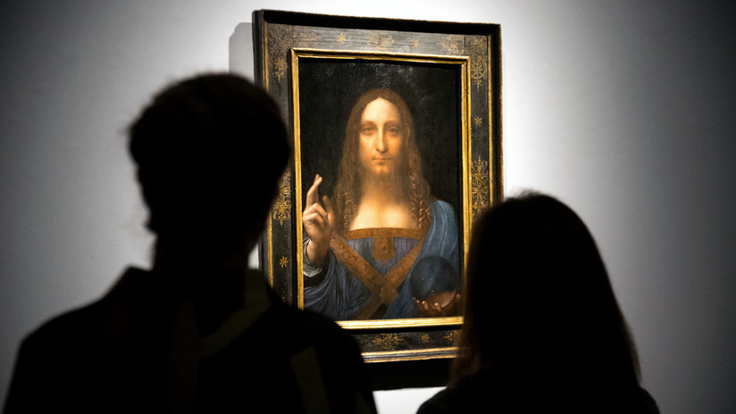 450 millones de dólares: Afirman que la obra de arte más cara del mundo no es de Leonardo da Vinci