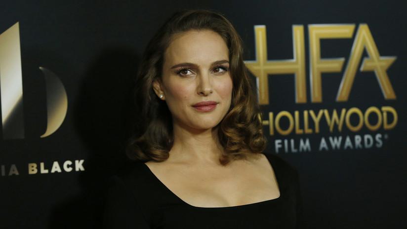 """Natalie Portman: """"Tengo 100 historias sobre el acoso en Hollywood"""""""