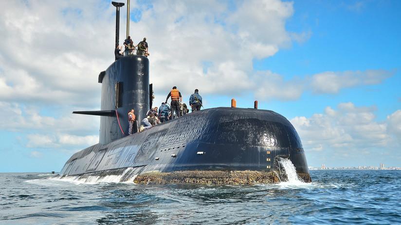 7 días desaparecido: Submarino argentino alcanza tiempo máximo de supervivencia