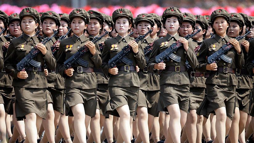 Violadas y sin menstruación: una exsoldado cuenta cómo es ser mujer en el Ejército norcoreano