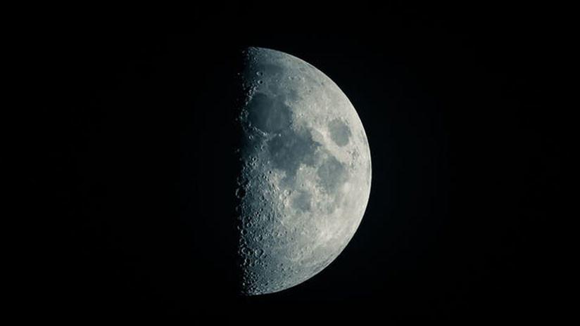 La corteza de la Luna emergió de un océano de magma