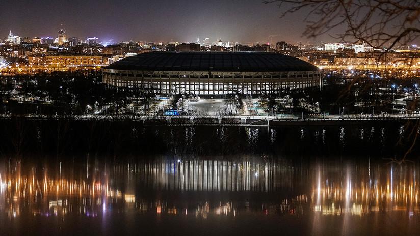 Luzhniki: El reconstruido estadio principal de Rusia, listo para recibir el Mundial 2018 (Videos)