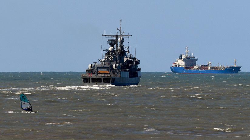 """Expertos explican la """"anomalía hidroacústica"""" detectada tras la desaparición del submarino argentino"""