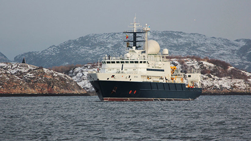 Rusia envía un barco y equipos especiales a Argentina para la búsqueda del submarino desaparecido
