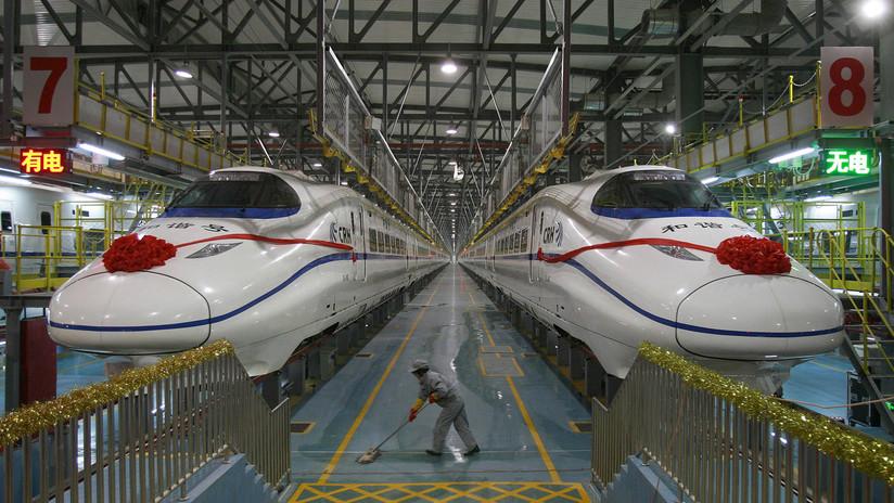 China reclama indemnización millonaria a México por la cancelación del tren de alta velocidad