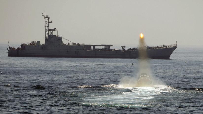 Irán prepara el envío de sus buques de guerra a América Latina y a las puertas de EE.UU.