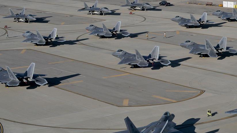 EE.UU. desplegará cazas furtivos de quinta generación en la península coreana