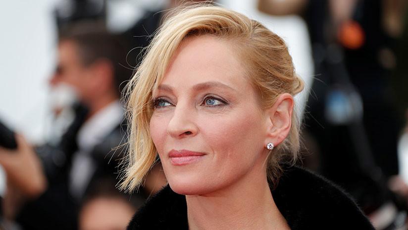 """No se merece ni una bala"": Uma Thurman da a entender que sufrió acoso de Harvey Weinstein"