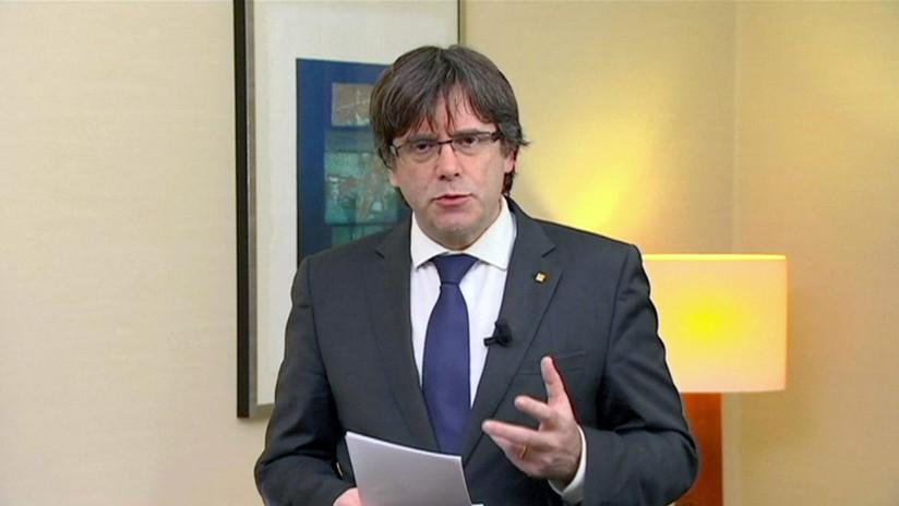 El Tribunal Supremo español asumirá la causa contra el expresidente catalán y sus exconsejeros