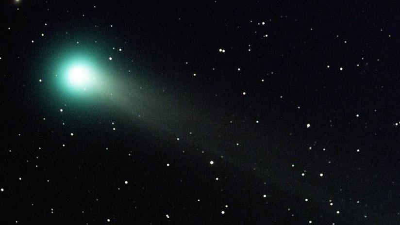FOTO: El peculiar cometa 45P asombra a los científicos de la NASA