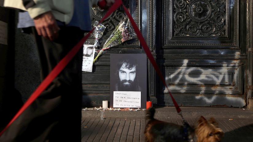 """Santiago Maldonado murió de """"asfixia por inmersión"""", según autopsia"""