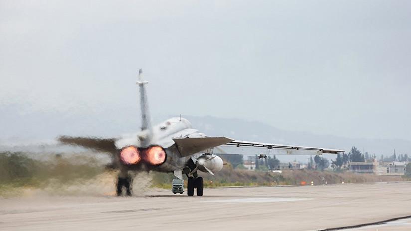 Rusia seguirá operando sus bases militares en Siria tras finalizar su operativo antiterrorista
